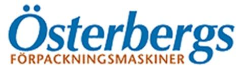 Österbergs Förpackningsmaskiner AB logo
