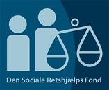 Den Sociale Retshjælps Fond logo