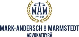 Mark-Andersch o. Marmstedt Advokatbyrå AB logo