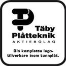 Täby Plåtteknik AB logo