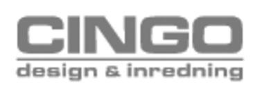 CINGO AB logo