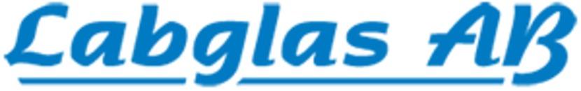 Labglas AB logo