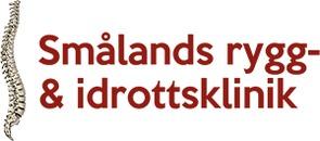Smålands Rygg & Idrottsklinik AB logo