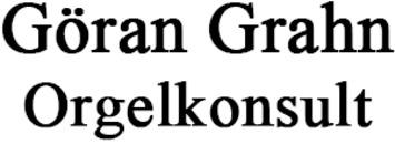 Göran Grahn Orgelkonsult logo