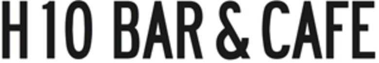H10 Bar & Café logo