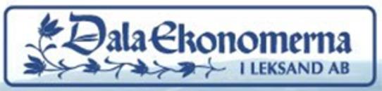 Dala Ekonomerna i Leksand AB logo