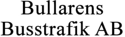 Bullarens Busstrafik AB logo