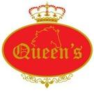 Queens Ridsport/ Munkedals Bokföringsbyrå logo