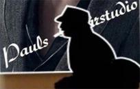 Paul Bogensparr Hårstudio logo