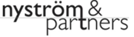Nyström & Partners AB logo