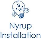 Nyrup Installation A/S logo