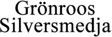 Grönroos Silversmedja logo