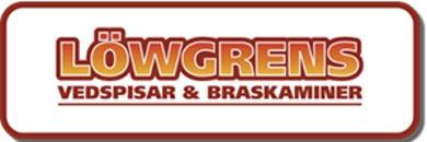 Löwgrens Vedspisar & Braskaminer logo
