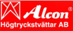 Alcon Högtryckstvättar AB logo