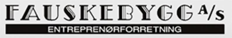 Fauskebygg AS logo