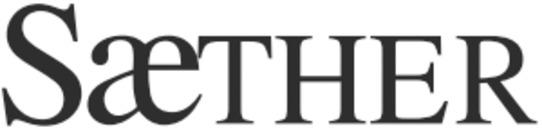 E. Saether AB logo