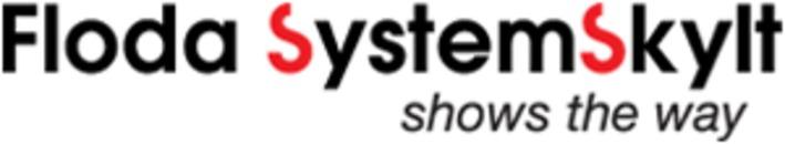 Floda Systemskylt AB logo