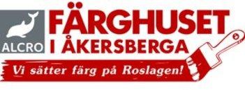 Färghuset i Åkersberga AB logo
