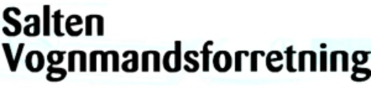 Salten Vognmandsforretning A/S logo