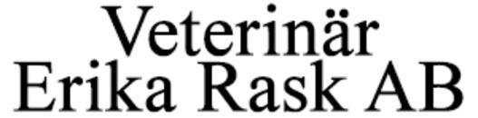 Veterinär Erika Rask AB logo