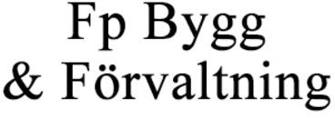 Fp Bygg & Förvaltning AB logo