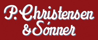 P. Christensen & Sønner ApS logo