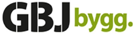 GBJ Bygg Väst AB logo