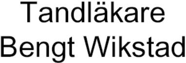 Tandläkare Bengt Wikstad AB logo