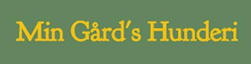 MinGård's Hundpensionat logo
