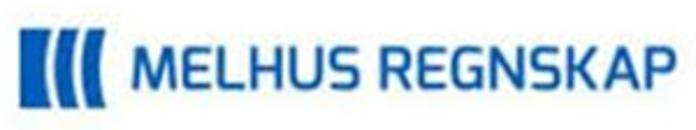 Melhus Regnskap AS logo