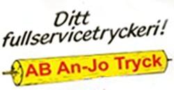 An-Jo Tryck AB logo