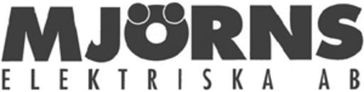 Mjörns El AB logo