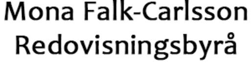 Mona Falk-Carlsson Redovisningsbyrå logo