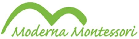 Moderna Montessori logo