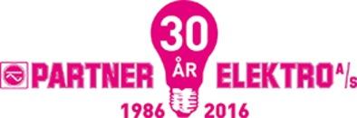 Partner Elektro AS logo