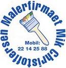 Malerfirmaet Mik Christoffersen logo