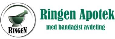 Ringen apotek AS logo