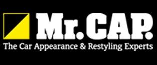 Mr CAP logo