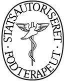 Mobil klinik for fodterapi v/ Karen Fisker Huusmann logo