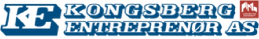 Kongsberg Entreprenør AS logo