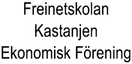 Freinetskolan Kastanjen Ek för logo