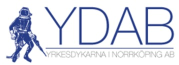 Yrkesdykarna Ydab I Norrköping AB logo