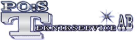Po:s Teknikservice AB logo
