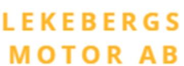 Lekebergs Motor AB logo