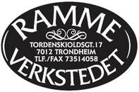 Rammeverkstedet logo