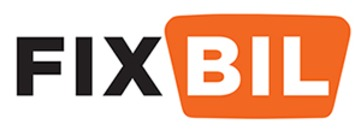 Fixbil (Fana Bilverksted AS) logo