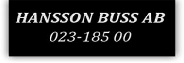 Hansson Buss AB logo