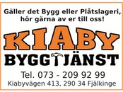 Kiaby Byggtjänst AB logo