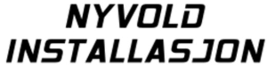 Nyvold Installasjon AS logo