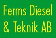 Ferms Diesel & Teknik AB logo